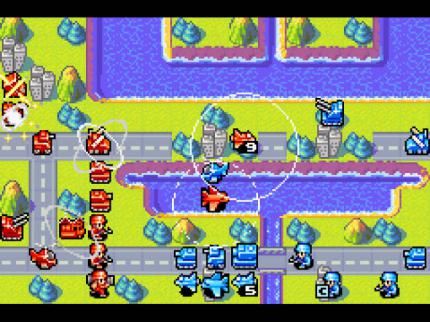 Advance Wars: Strategie vom Feinsten! - Leser-Test von HALLofGAME