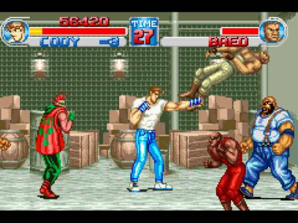 Final Fight One im Gamezone-Test