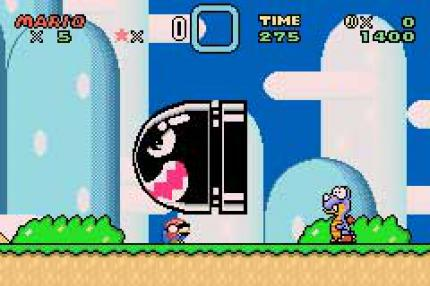 Neue Screenshots zu Super Mario Advance 2