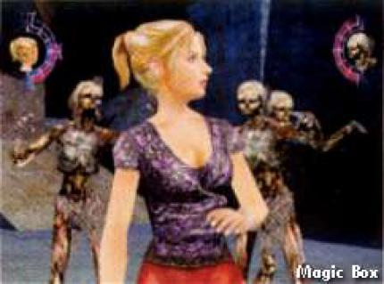 EA arbeitet an neuem Action-Adventure: Buffy the Vampire Slayer