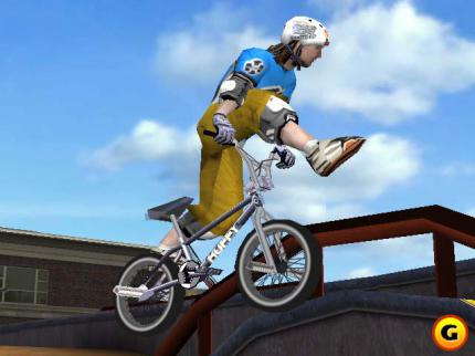 Dave Mirra Freestyle BMX 2 - Neue Screenshots