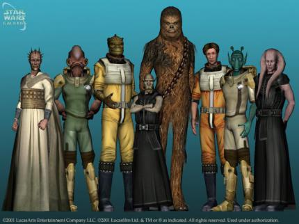 Neuer Star Wars Galaxies Screenshot