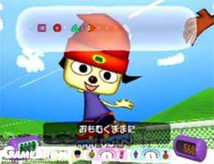 Parappa the Rapper 2 für die USA