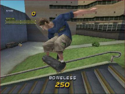 Tony Hawk's Pro Skater 2: Der Hit! - Leser-Test von BlueSonic
