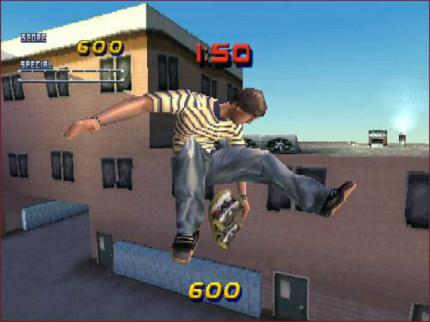Tony Hawk's Pro Skater 2: TH RULES - Leser-Test von Luigi