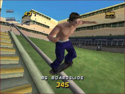 Tony Hawk's Pro Skater 2: Tony is back - Leser-Test von snakeskin16