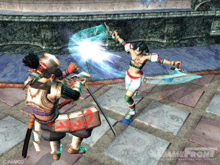 "Acht neue ""Soul Calibur 2""-Screenshots"