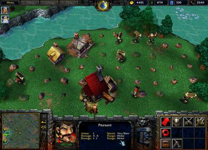 Neuer Warcraft 3 Screenshot