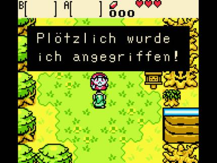 The Legend of Zelda: Oracle of Ages - The Age(s) of Zelda - Leser-Test von Corlagon