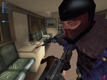 SWAT 3: Close Quarters Battle - TaktikShooter + Polizeiarbeit - Leser-Test von wobber