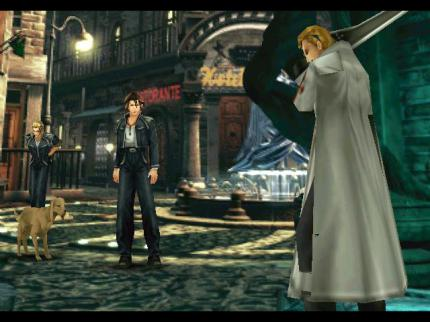 Final Fantasy VIII: Final Fantasy VIII - Leser-Test von Hansch
