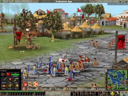 Empire Earth: super Echtzeit-Strategie  - Leser-Test von Quizmaster