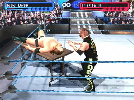 WWF SmackDown! 2: Know your Role - Leser-Test von TripleH9912