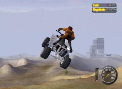 ATV Offroad im Gamezone-Test