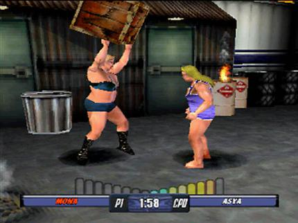 WCW Backstage Assault: Sting und co... - Leser-Test von Syxx