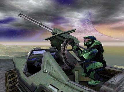 Halo: Combat Evolved - Halo  - Leser-Test von Austin