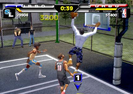 NBA Street im Gamezone-Test