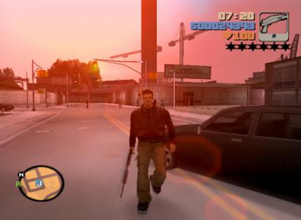 "GTA 3: GTA 3 - Leser-Test von Emerald ""Dead Eye"" Flint"