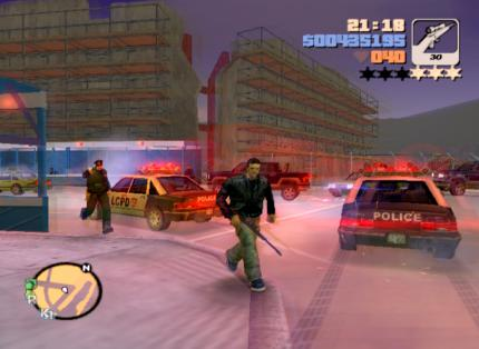 GTA 3: GTA - Be Mean, Be Bad - Leser-Test von Pharao