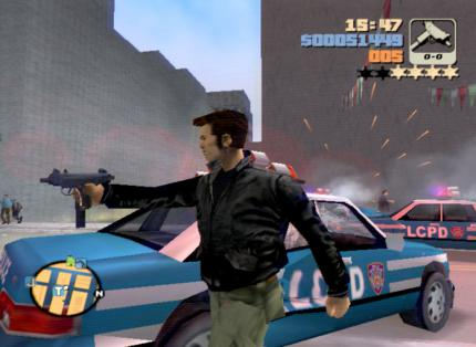 GTA 3: Da Gangsta Masta of GTA! - Leser-Test von fox