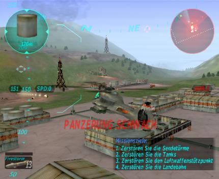 Thunderhawk: Operation Phoenix im Gamezone-Test
