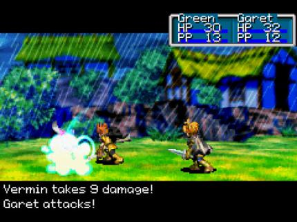 Golden Sun: Best GBA-RPG - Leser-Test von perfect007