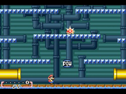 Super Mario Advance: Subcon 2001 - Leser-Test von Corlagon