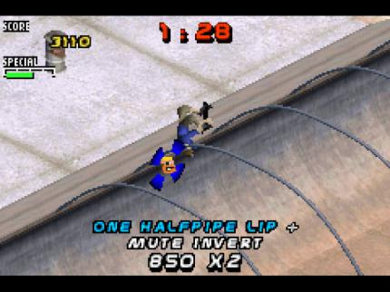 Tony Hawk's Pro Skater 2: Skateraction pur! - Leser-Test von Cubey