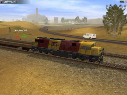 Trainz - Erste Screenshots