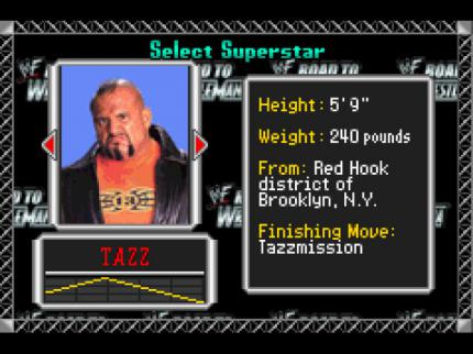 WWF Road to Wrestlemania: WWF- Road to Wrestlemania - Leser-Test von Theo
