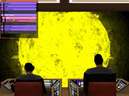 Info und Screens zu Star Trek Bridge Commander