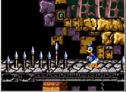 Donald Duck Advance - Zusätzliche Screenshots