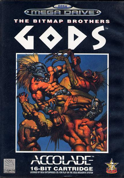 Gods: Oldskool at it´s Best! - Leser-Test von Van_Helsing