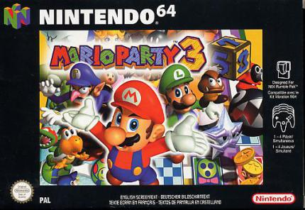 Mario Party 3: Let´s party! - Leser-Test von wolfpack666