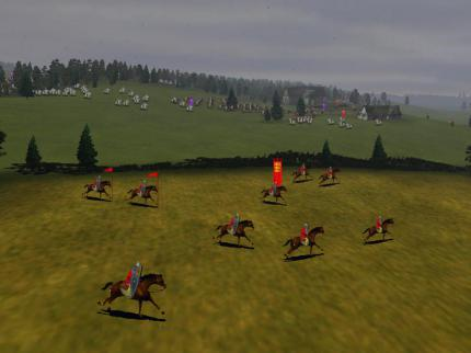 Medieval Total War - Neue Screenshots