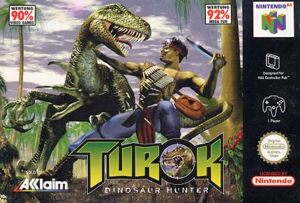 Turok: Dinosaur Hunter - The first 3D shooter - Leser-Test von TheProfiGamer