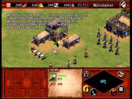 Age of Empires 2: The Age of Kings - Echtzeitkeilerei - Leser-Test von sinfortuna