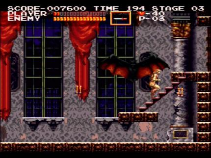Castlevania Chronicles im Gamezone-Test