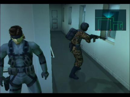 Metal Gear Solid 2: Sons of Liberty - Der Agententhriller! - Leser-Test von Sunflyer
