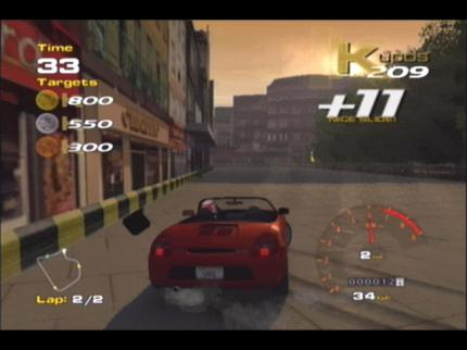 Project Gotham Racing: GT 3 Killer - Leser-Test von The Mole