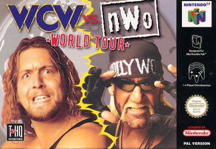 WCW vs. NWO World Tour: Ab in den Ring - Leser-Test von Rpgmaniac-No1