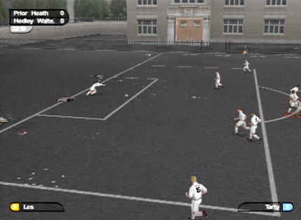This is Football 2002 im Gamezone-Test