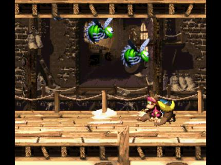 Donkey Kong Country 3 - Dixie Kong's Double Trouble!: Donkey Kong die Dritte - Leser-Test von Ceilan