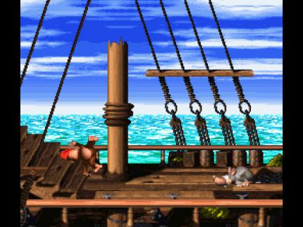 Donkey Kong Country 2 - Diddy's Kong Quest: Rareware for President! - Leser-Test von EijiShinjoh