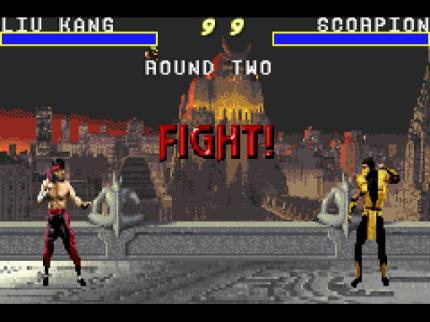 Mortal Kombat Advance: Finish Him! - Leser-Test von Theo
