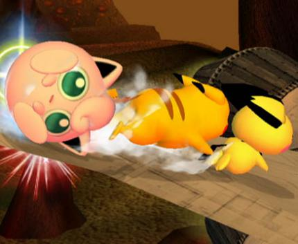 Super Smash Brothers Melee: Neue Screenies zu Pummeluff aus SSBM!