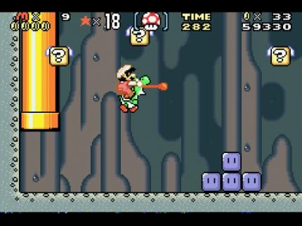 Super Mario World: Super Mario Advance 2 - Mario in Topform - Leser-Test von Seewi