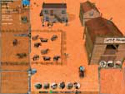 Far West: Neue Screenshots plus Video