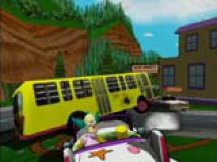 The Simpsons Road Rage – Neue Videos
