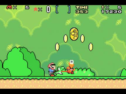 Super Mario World: Super Mario Advance 2 im Gamezone-Test
